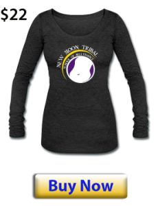 new moon long sleeve shirt